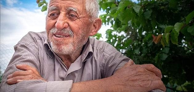 81 yaşında üçüncü ormanını oluşturmaya başladı