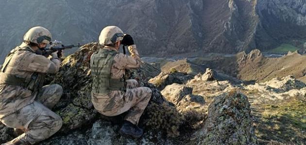 Eren operasyonlarında 7 terörist öldürüldü
