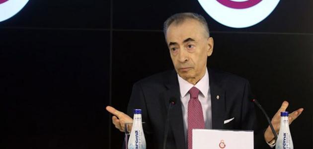 Galatasaray Başkanı Mustafa Cengiz'den Fatih Terim kararı