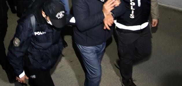 Konya merkezli 7 ildeki FETÖ operasyonunda 15 kişi yakalandı