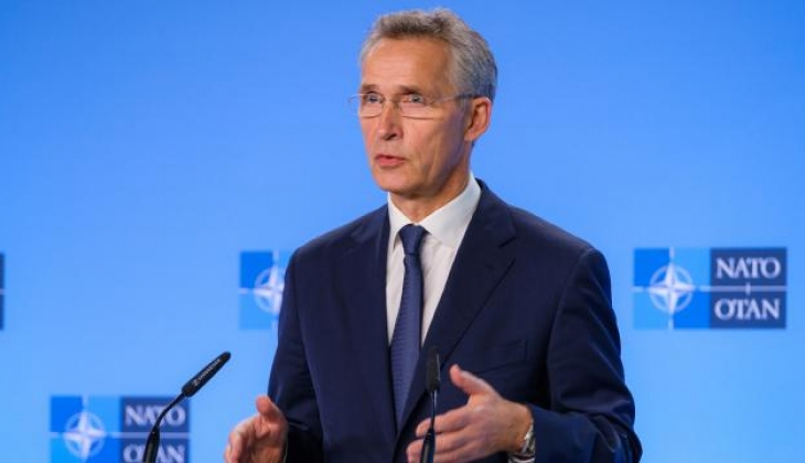 NATO Genel Sekreteri Stoltenberg, 'Rusya-Belarus iş birliğine' dikkat çekti