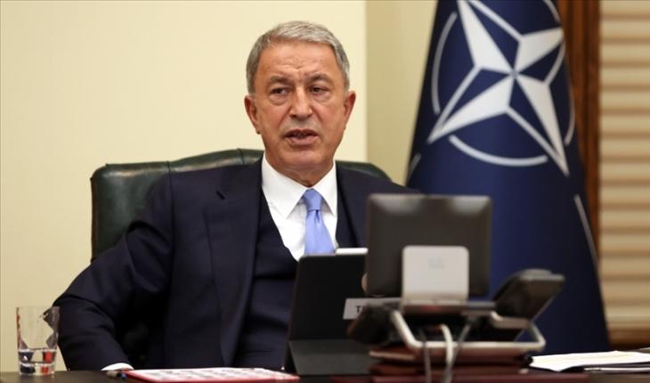 Milli Savunma Bakanı Akar: NATO'nun önemi giderek artmaktadır