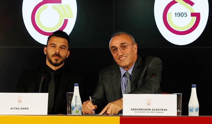 Galatasaray yeni transferlerini duyurdu