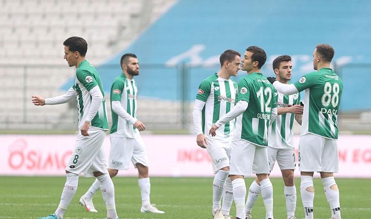 Konyaspor'da yeni sezon planlaması belli oluyor