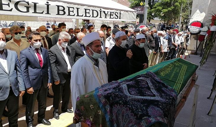 1. Ordu Komutanı Orgeneral Musa Avsever, Konya'da cenazeye katıldı