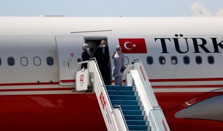 Cumhurbaşkanı Erdoğan yarın Azerbaycan'a geçecek
