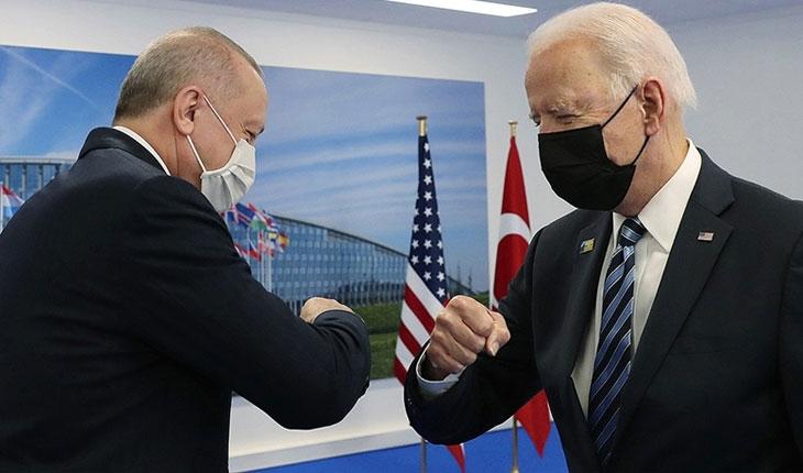 ABD Başkanı Biden'den Erdoğan görüşmesi değerlendirmesi