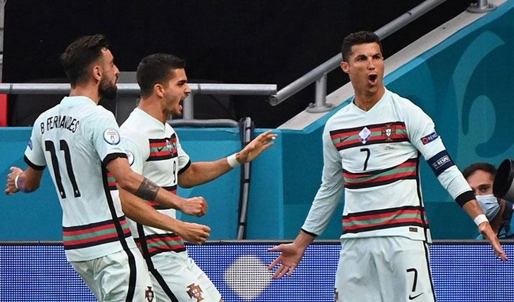 Ronaldo'dan çifte rekor!