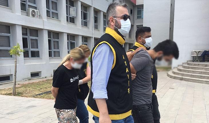 """""""Sevgili tuzak kurdu, iki kişi gasp etti"""" iddiası"""