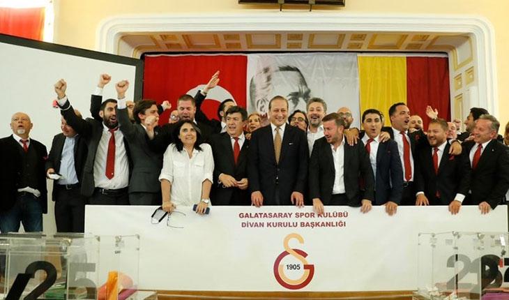 Konyalı iş adamı Galatasaray'ın yeni yönetiminde