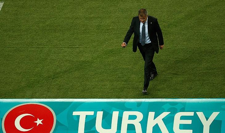 Türkiye EURO 2020'ye veda etti