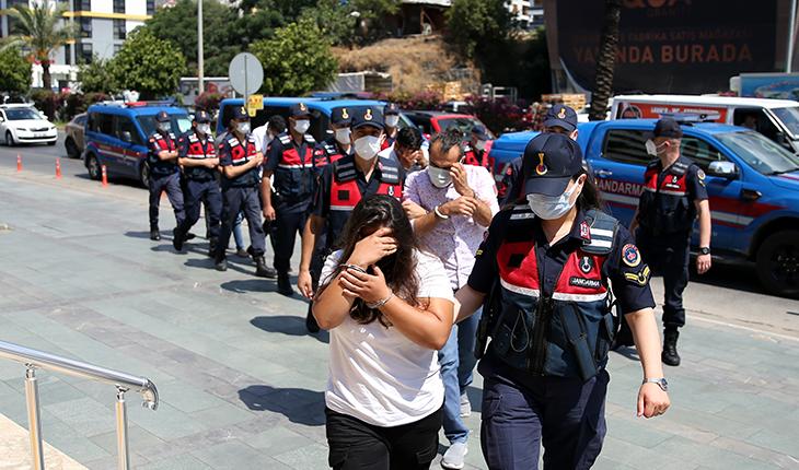 Göçmen kaçakçılığı operasyonu: 7 şüpheli yakalandı