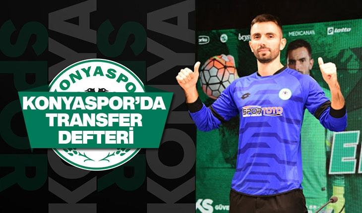 Konyaspor'da transfer defteri