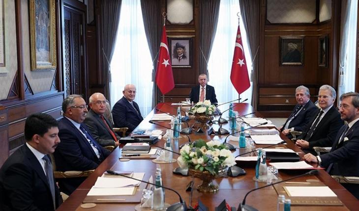 Cumhurbaşkanı Erdoğan: Yeni ve sivil bir anayasa için çalışmalar kararlılıkla sürüyor