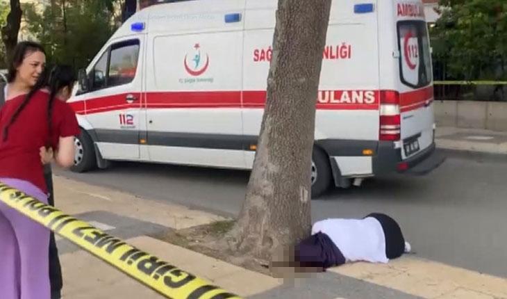 Karısını öldürüp polisle çatışmaya giren şahıs hayatını kaybetti
