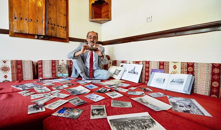 3 bin tarihi fotoğrafla yaşadığı kentin görsel hafızası oldu