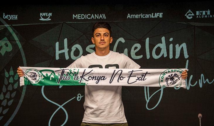 Soner Dikmen Konyaspor'da