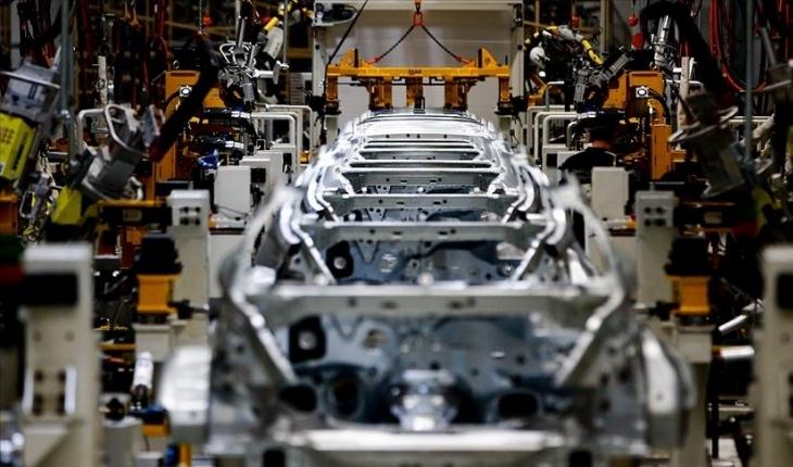 Türkiye'nin otomotiv üretimi yılın ilk yarısında yüzde 23 arttı
