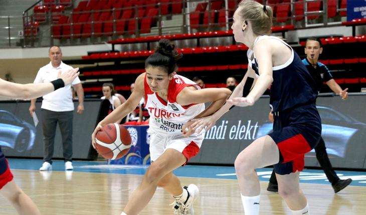 FIBA 20 Yaş Altı Kızlar Avrupa Challengers Konya'da başladı