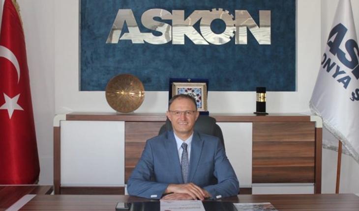 ASKON Konya Şube Başkanı Sinacı'dan 15 Temmuz mesajı
