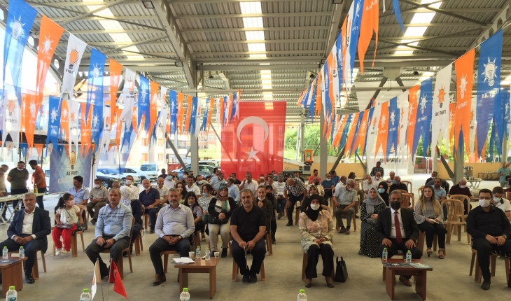 AK Parti Kulu Teşkilatının 74. Danışma Meclisi Toplantısı Gerçekleştirildi