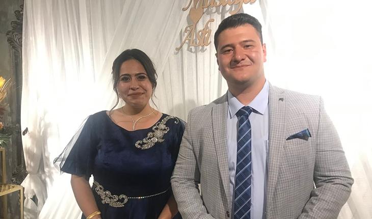 Saldırıya uğrayan İHA muhabiri Konya'da nişanlandı