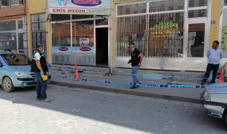 Konya'da silahlı kavgada bir kişi yaralandı