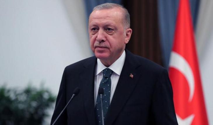 Cumhurbaşkanı Erdoğan: Karadeniz gazının devreye girmesiyle dışa bağımlılığımızı önemli oranda azaltacağız
