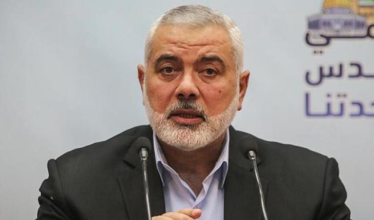 İsmail Heniyye yeniden Hamas'ın lideri seçildi