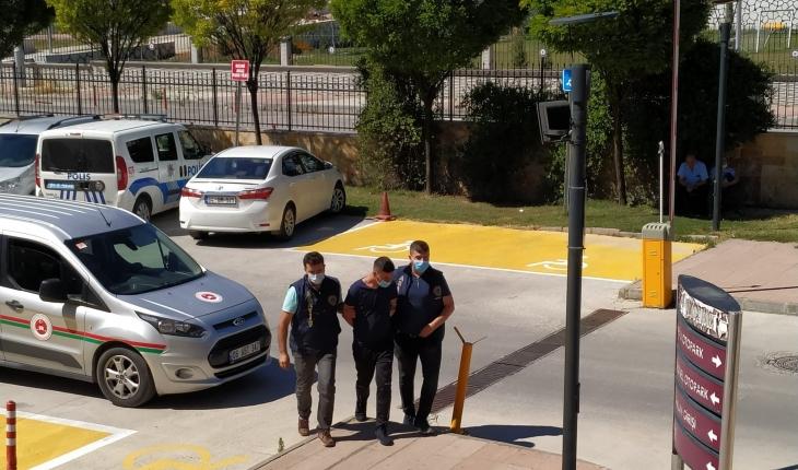 Husumetli olduğu şahsı öldüren zanlı tutuklandı