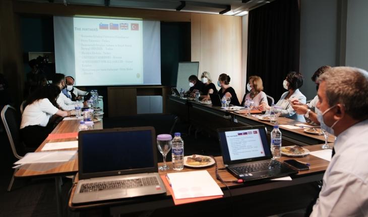 NEÜ'nün yürüttüğü AB destekli projenin ilk toplantısı yapıldı