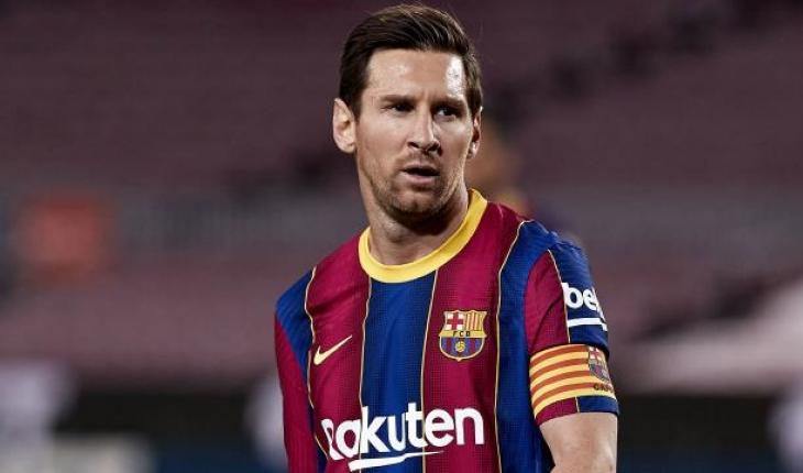 Barcelona ve Lionel Messi'nin yolları ayrıldı