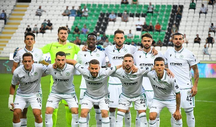 Konyasporlu futbolcuların milli takım karneleri pekiyi