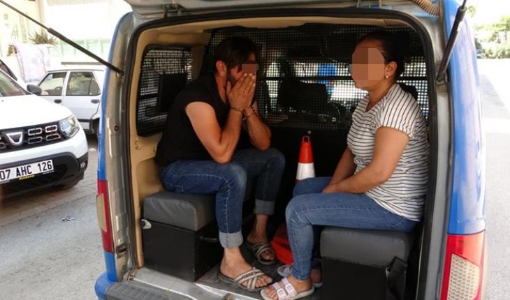 20 tabanca ile yakalanan kadın kuryeden 'pes' dedirten savunma