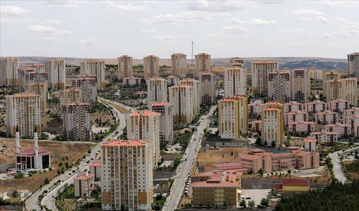 Türkiye genelinde yılın 8 ayında 1 milyon 802 bin 145 gayrimenkul satıldı