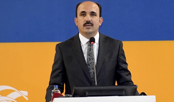 Başkan Altay: Mevlana'nın ruhuna uygun olmayan gösteri hadsizliktir