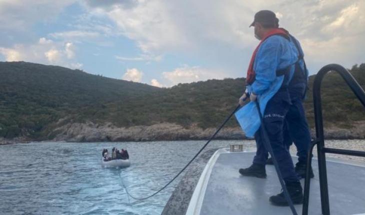 Yunanistan'ın ölüme terk ettiği 19 sığınmacı kurtarıldı