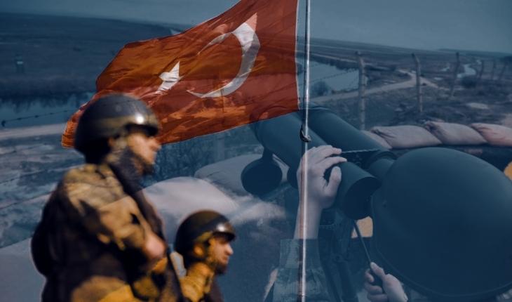 5 PKK terör örgütü mensubu teslim oldu