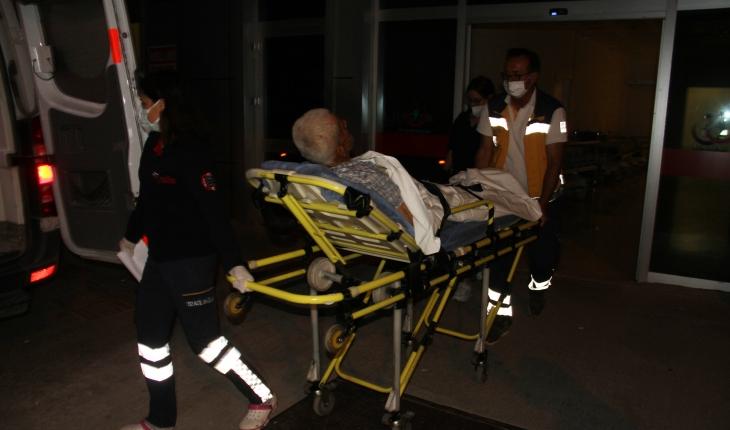 Konya'da köpeğin saldırısına uğrayan kişi yaralandı