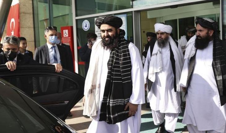 Taliban heyetinden Türkiye'ye ziyaret
