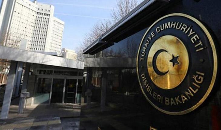 Türkiye, Beyrut'taki olaylara ilişkin taraflara itidal çağrısı yaptı