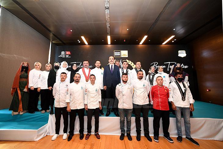 """Konya GastroFest"""" ile kentin yemek kültürü tanıtılacak"""